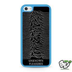 Joy Division Unknown Pleasure iPhone 5C Case