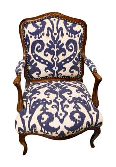 Fern Pattern Chair | Refinish Ideas | Pinterest | Fern, Interiors And  Inspiration