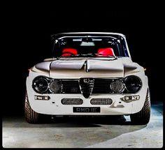 teoone:  Alfa Romeo Giulia Super TI