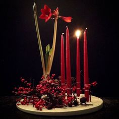 Textiles, Advent, Candles, Instagram Posts, Christmas, Xmas, Candy, Navidad, Noel