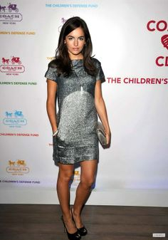 Camilla Belle. She couldn't. find a better shoe???