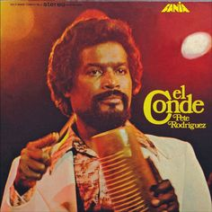"""Pete Rodriguez : El Conde (LP, Vinyl record album) - The classic first album as a solo act from Pete """"El Conde"""" Rodriguez – not the booga -- Dusty Groove is Chicago's Online Record Store Lps, Musica Salsa, Puerto Rican Singers, Salsa Music, Puerto Rico History, Classic Jazz, Google Play Music, Latin Music, Jazz Musicians"""