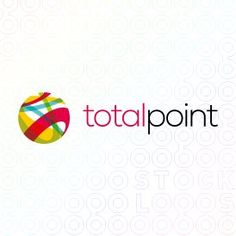 total point logo by #molumen, on #stocklogos