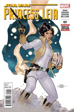 Marvel - Star Wars: Princess Leia (2015) #1