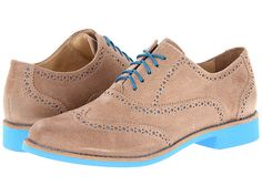 Cole Haan Alisa Oxford Blazer Blue/Pink Tourmaline - Zappos.com Free Shipping BOTH Ways