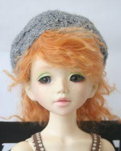 Crocheted+Grey+BJD+Hat+for+Unoa+or+Similar+Head+Size+by+TakoInk,+$12.00