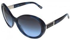 Óculos Dolce & Gabbana Sunglasses Womens DG4103 18038F Spotted Blue #Óculos #Dolce & Gabbana