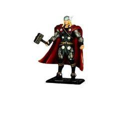 Marvel Universe Thor Action Figure -- 4''