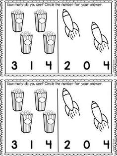 Back to School Kindergarten Math Journals Kindergarten Journals, Kindergarten Math Activities, Numbers Kindergarten, Kindergarten Class, Math Notebooks, Preschool Math, Math Classroom, Teaching Math, Kindergarten Morning Work