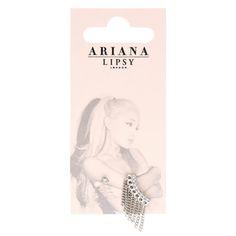 Ariana Grande for Lipsy Chain Drop Earring Pack