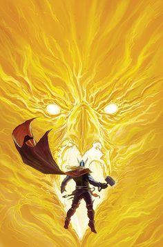 Thor vs. The Phoenix Force