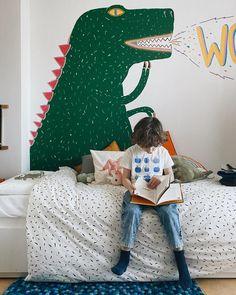 """Alessandra 👩👦🌈🌳 su Instagram: """"Ieri è stato un giorno piuttosto faticoso dal punto di vista mentale. Scaricare le energie, dopo due mesi chiusi in casa, diventa sempre…"""" Nursery Design, Kids Rooms, Baby Kids, Babies, Instagram, Home, Babys, Child Room, Kids Room Design"""