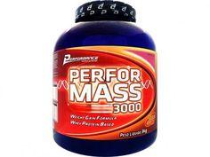 Hipercalórico/Massa PerforMass 3 kg Morango - Performance Nutrition com as melhores condições você encontra no Magazine Siarra. Confira!