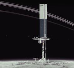 Moon Base Alpha, Paul Jouard on ArtStation at https://www.artstation.com/artwork/wV3PO