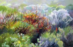 Jenny Parsons is an urban landscape painter based in Cape Town. Urban Landscape, Cape Town, Florals, Colorful, Artists, Painting, Beauty, Floral, Artist