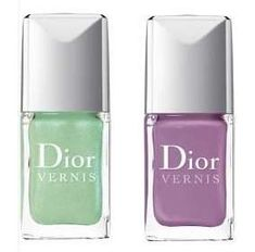 Dior Beauty Scented Nail Polish Will Make You Smell Like a Garden #nails trendhunter.com