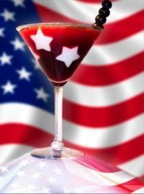 The American Dream: our cocktail of choice for July Fourth