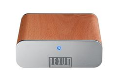 Nexum TuneBox WiFi Draadloze HiFi Muziek Ontvanger Beuken -        TuneBox - Airplay (iOS) + DLNA (Android) True HiFi over Network in every room of your house         TuneBox ondersteunt AirPlay vanaf iPhone, iPad & iPod Touch en daarnaast werkt TuneBox ook naadloos met iTunes (Mac / PC). AirPlay is in staat om een zeer hoogwaardige audio streaming service te leveren.                            DLNA is de meest populaire media toepassing op A... [meer zie website]