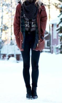 Winter wear #ootd