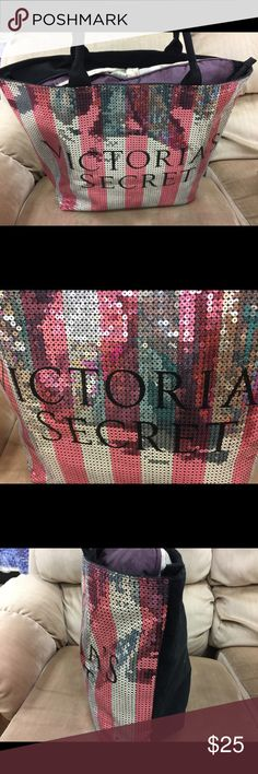 Victoria's Secret pink  brand New Bag. Brand New no Tag, never been used. Victoria's Secret Bags Travel Bags