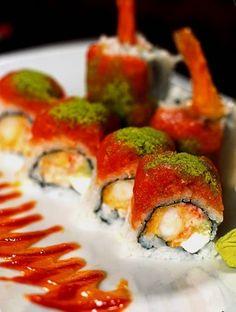 Gojira Roll ~ RA Sushi ~ Fashion Show Mall