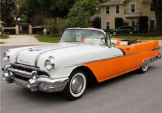 1956 Pontiac Starchief Convertible for sale American Classic Cars, Best Classic Cars, American Muscle Cars, American Pride, Vintage Cars, Antique Cars, Pontiac Star Chief, Pontiac Cars, Us Cars