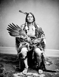Dakota Indians Families | Feather-In-The-Ear-Yankton-Dakota-1867.jpg