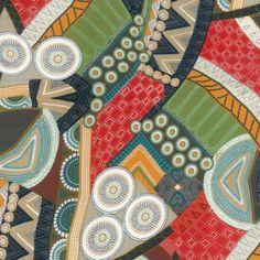 Bindoon Fabric  Fat Quarter .25m by braidcraft on Etsy