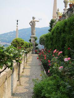 #JetsetterCurator  Isola Bella, in Lake Maggiore