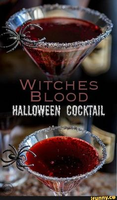 Hallowen Party This Halloween cocktail is perfect for whipping up in a big batch for a crowd. , This Halloween cocktail is perfect for whipping up in a big batch for a crowd. This Halloween cocktail is perfect for whipping up in a big batch . Punch Halloween, Halloween Party Drinks, Halloween Snacks, Halloween Shots, Halloween Alcoholic Drinks, Hallowen Party, Haloween Drinks, Alcoholic Punch, Witch Party