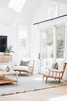 Beweise, dass Cream & White alles andere als langweilig ist - Diy Wohnzimmer Ideen Home Decor Inspiration, Home Living Room, Room Design, Home, Home Furniture, Room Inspiration, House Interior, Living Room Inspiration, Living Decor