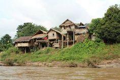 A village of North Thailand