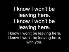 Franz Ferdinand - Take Me Out Lyrics
