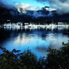 Sitka, Alaska | #Travel #Alaska #Boats