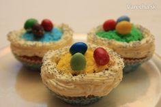 Cupcakes nikdy nie je dosť a variácií je nespočetné množstvo...