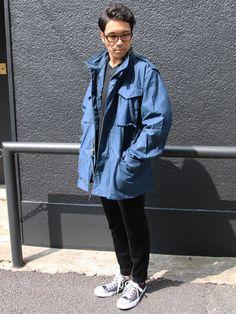 Field Jackets, Smocking, Rain Jacket, Windbreaker, Raincoat, Fashion, Moda, Fashion Styles, Field Jacket