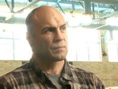 UFC Champion and Actor Randy Couture Revisits His Army Roots at Fort Ben...