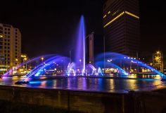 Hofplein by Rob Adriaanse - Fountain in Rotterdam