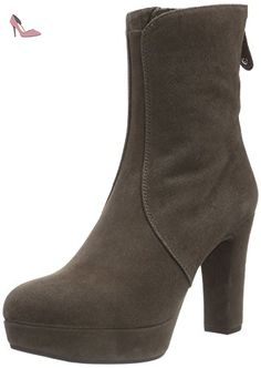 Unisa  RENDE_KS, Bottes Classiques femme - Marron - Braun (Greige), 40 EU - Chaussures unisa (*Partner-Link)
