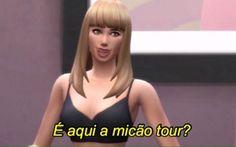duny de girls in the house ''micão tour''