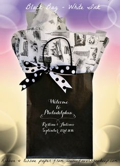 Wedding Welcome Bags For Gay Men With A Sense Of Humor By