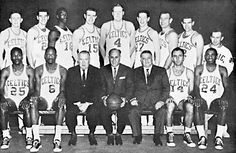 1963 Boston Celtics - NBA Champions