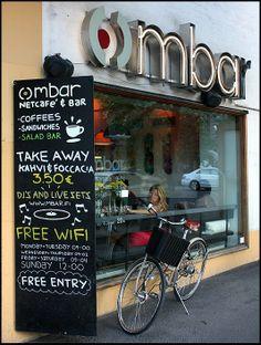 Ombar coffee shop