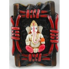 Small Frame Ganesha