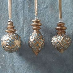 Brown and Silver Jeweled Glass Ornaments  http://www.amazon.com/dp/B00A2XG6I0/ref=cm_sw_r_pi_dp_Lkltwb1PK96QK