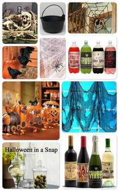 Halloween in a Snap – A Mom, A Plan and a Coffee Mug