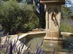 Fontaines : un coin de rêves au jardin