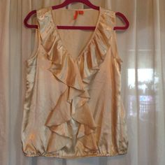 Sweetheart Blouse Great condition, a bit wrinkled from storage price reflects,..34 bust, 23 length Sunny Leigh Tops Blouses
