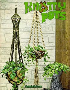reprint Knotty Pots in PDF instant download por Superlucky8com