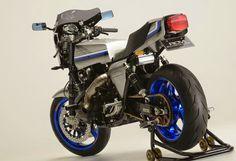 Racing Cafè: Kawasaki Z1-R Turbo RCM-200 by Sanctuary Tokyo West